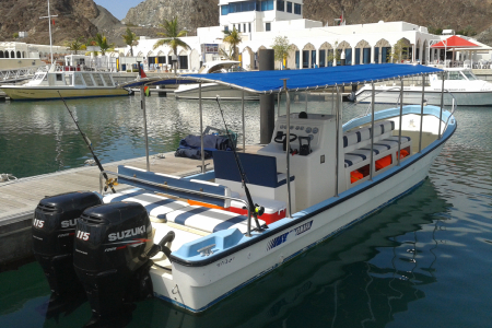 oman fishing charters