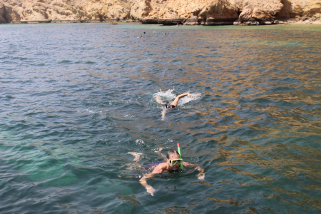 Snorkeling in Oman | Diving and Snorkeling in Oman - Sea Arch Oman