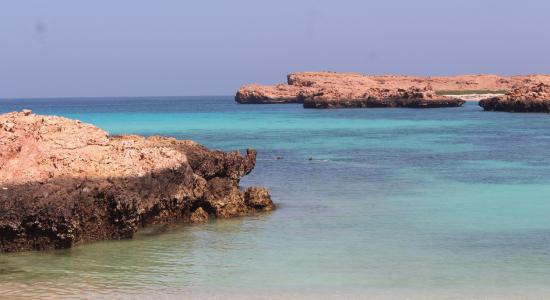 Dimaniyat island