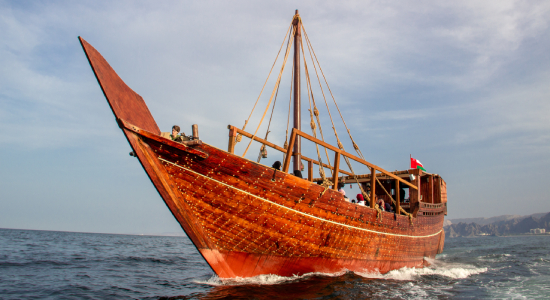 Traditional Omani Dhow Cruise